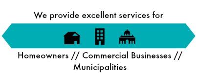 Services banner
